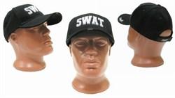 Кепка бейсболка Deluxe SWAT - фото 5410