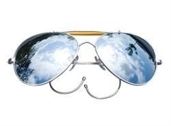 Очки Air Force Mirror без чехла - фото 5545