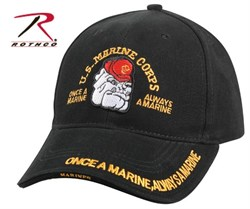 Кепка бейсболка Deluxe Marine Bulldog - фото 5806