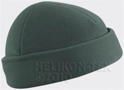 Шапка флис Helikon Foliage Green - фото 5896