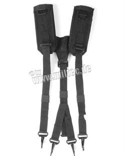 Плечевые ремни LC2 black - фото 6003