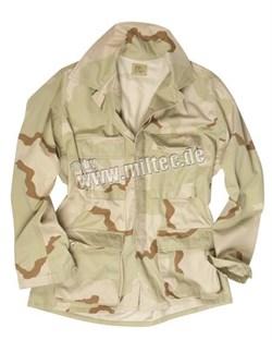 Куртка US BDU 3-color desert с хранения - фото 6040