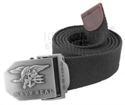 Ремень брючный US Navy Seals Black - фото 6088
