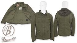 Куртка Britannia Jacket Olive - фото 6108