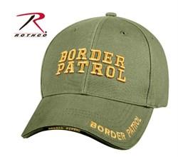 Кепка бейсболка Deluxe Border Patrol - фото 6141