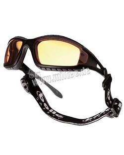 Очки стрелковые Bolle Tracker желтые - фото 6257