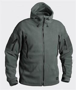 Куртка Patriot Double Fleece Jacket Foliage Green - фото 6627