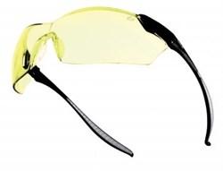 Очки защитные Bolle Mamba желтые - фото 6759