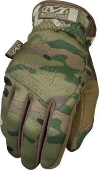 Перчатки тактические Fast Fit multicam - фото 7035