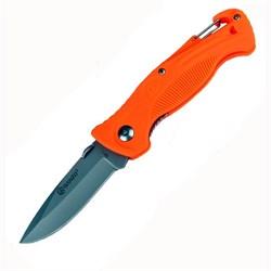Нож складной туристический Ganzo G611 Orange - фото 7082