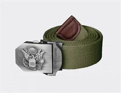 Ремень брючный US Army Olive - фото 7244