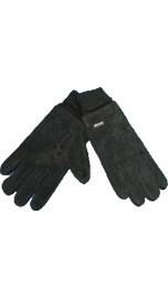 Перчатки мужские утепленные Thinsulate замша Mutka - фото 7488