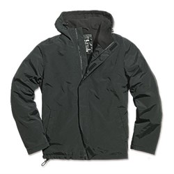 Куртка Windbreaker Zipper Black - фото 7631