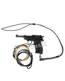 Шнур страховочный пистолетный койот - фото 8026