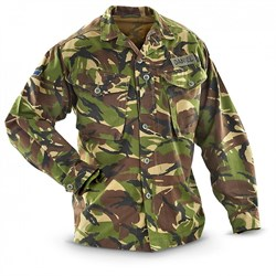 Куртка полевая английской армии DPM с хранения - фото 8373
