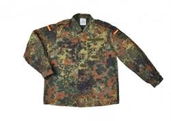 Куртка полевая Bundeswehr Flecktarn б/у - фото 8377