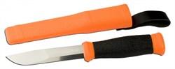 Нож туристический Mora 2000 Orange - фото 8596