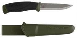 Нож туристический Mora Companion MG из нержавеющей стали - фото 8603