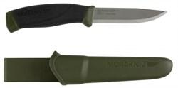 Нож туристический Mora Companion MG из углеродистой стали - фото 8605