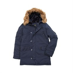 Куртка аляска Altitude Parka Alpha Replica Blue - фото 9123