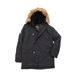 Куртка Altitude Parka Alpha Black - фото 9126