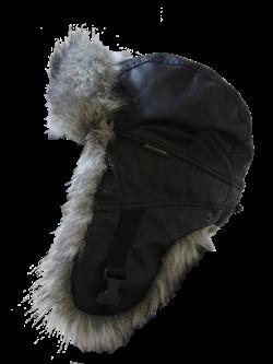 Шапка-ушанка NordKapp Canadian Wolf - фото 9449