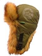 Шапка-ушанка NordKapp Oster Frozen World Fox
