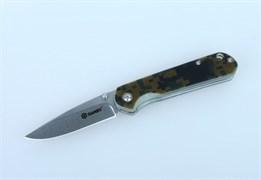 Нож складной туристический Ganzo G6801 камуфляж