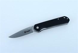 Нож складной туристический Ganzo G6801 черный