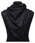 Арафатка Tactical Shemagh Solid Black