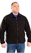 Куртка флис черная