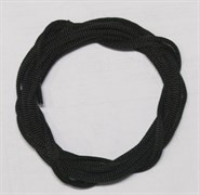 Шнурки кевларовые черные 180 см