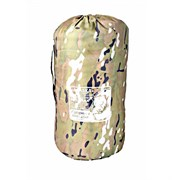 Спальный мешок Аляска Стандарт с подголовником до 0 multicam