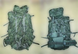 Рюкзак армейский рейдовый 80л+20л
