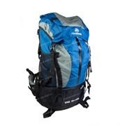 Рюкзак туристический Campsor YAK 75л+10л blue