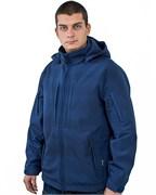 Куртка soft shell Mistral синяя