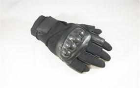 Перчатки Tac-Force без пальцев Black