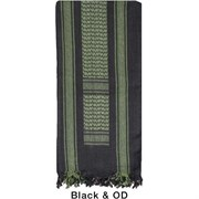 Арафатка Tactical Shemagh Black/OD