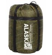 Спальный мешок Аляска Стандарт с подголовником до -20 цифра РФ