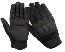 Перчатки Tactical Field черные