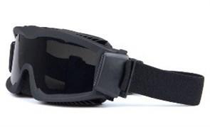Очки защитные Гром Deluxe Black