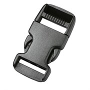 Фастекс Duraflex 25mm Mojave Side Squeeze Buckle черный
