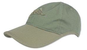 Кепка бейсболка Logo Cap Helikon Olive Green/Adaptive Green