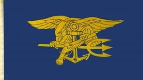 Флаг Navy Seal