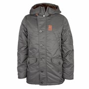 Куртка Mitchel Parka Replica Grey