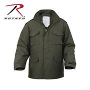 Куртка M-65 Rothco Field Jacket Olive Drab