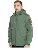 Куртка soft shell Mistral олива
