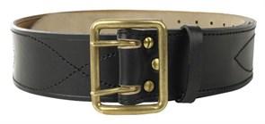 Ремень портупейный офицерский с подкладкой черный