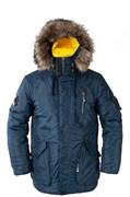 Куртка аляска Kodiak синяя