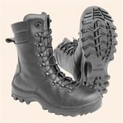 Ботинки Легион с натуральным мехом